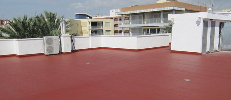 Impermeabilizacion de techos Lima Peru