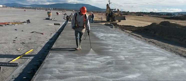 Empresa de Pavimentacion Concreto Lima