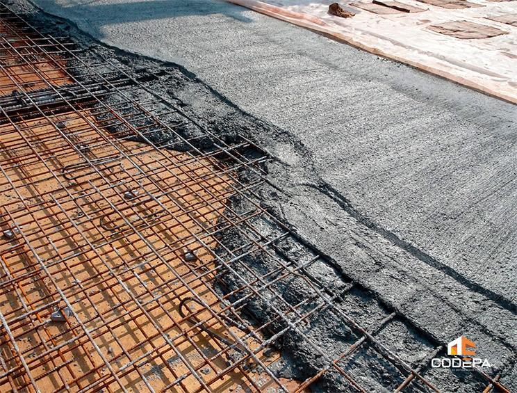 hormigon tipos Caracteristicas Losas De Concreto Armado CODEPA Pisos